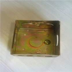 Galvanized Modular Electric Box