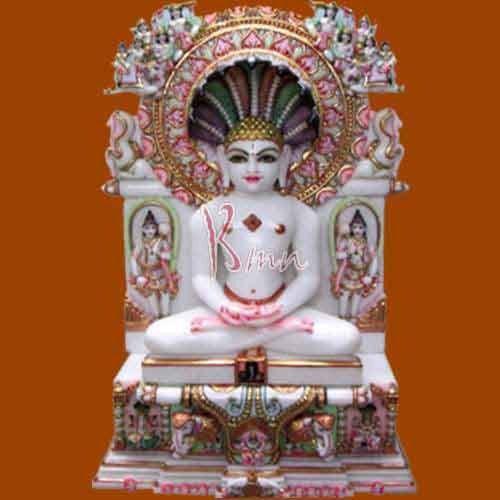 Lord Mahaveer Statue