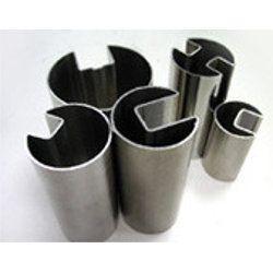 Stainless Steel Single Slot Tubes