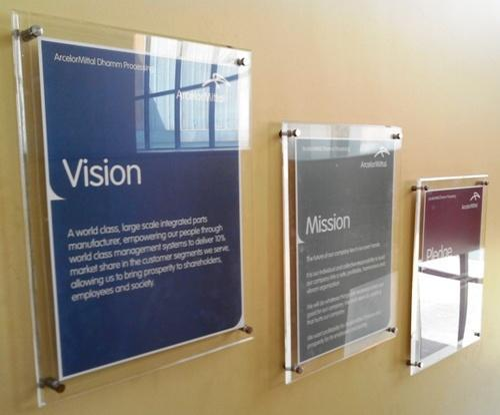 Acrylic Display Stands Acrylic Sandwich Board