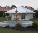 Stylish Swiss Cottage Tent