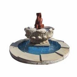 Natural Sandstone Fountain