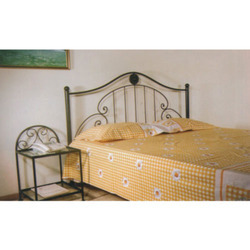 iron bed furniture. Wrought Iron Bedroom Furniture Bed