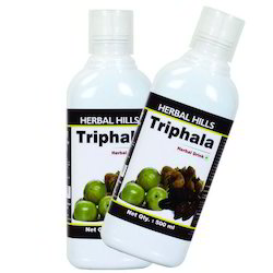 Triphala Juice for Constipation