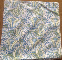 Fabric Cushion Cover