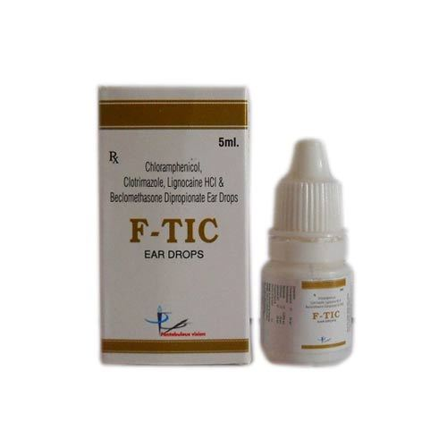Chloramphenicol & Beclomethasone Dipropionate Ear Drops