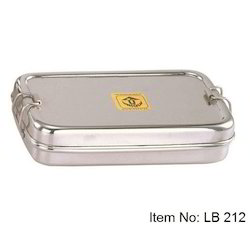 Stainless Steel Compact Lunch Box