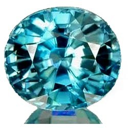 natural zircon stone