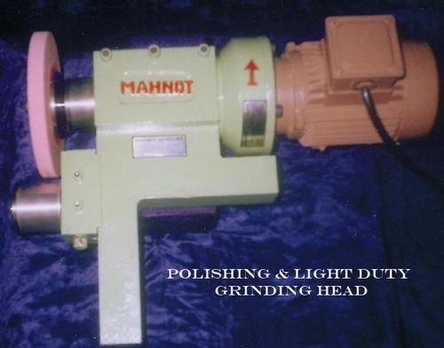 Polishing & Light Duty Grinding Head