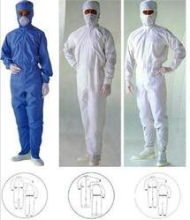 ESD Garments with Hood & Softsole Bootties