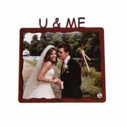 Sublimation Wedding Photo Frame