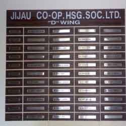 Name Plates Amp Directory Building Directory Service