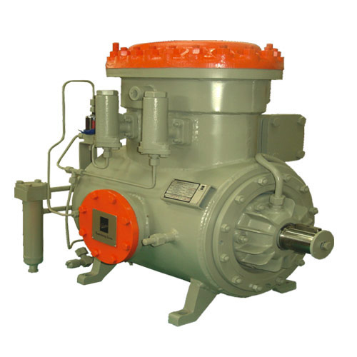 Single Stage Refrigeration Compressor