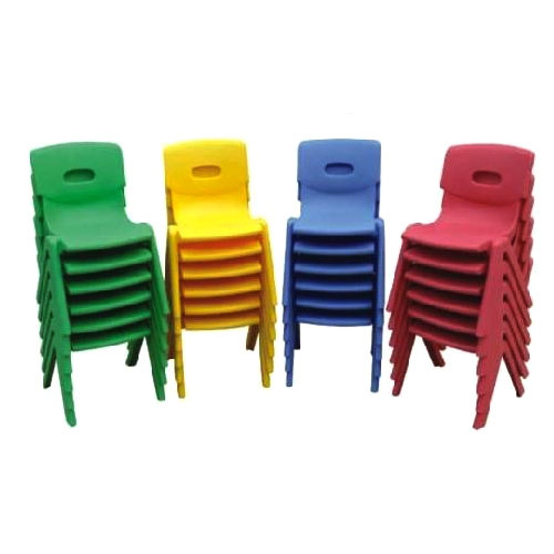 Genial Kids Plastic Chairs