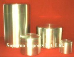Loose Tea Aluminum Canister