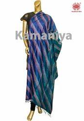 Handloom Designer Silk Dupatta