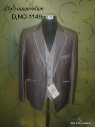 Modern Look Mens Suit