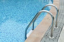 Steel Swimming Pool Handrail