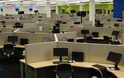 Call Centers Interior Designing Service