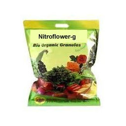 Nitroflower- G Bio Organic Granules Fertilizer