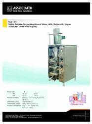 automatic milk butter milk packing machine