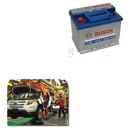 Bosch Auto Battery For Automobile Industry