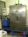 Environmental Chamber Test Rig
