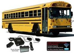 School Bus DVR Camera System