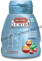 Revital Senior Tablets