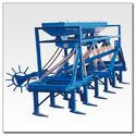 Tractor Driven Single Hopper Seed Drill