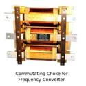 Commutating Choke for Frequency Converter