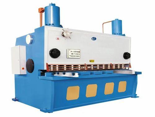 Hydraulic Sheet Metal Cutting Machine At Rs 500000 Unit