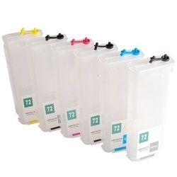 Refillable Cartridge For Hp Designjet T770