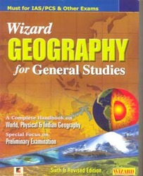 Wizard Geography For General Studies