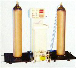 Carbon Dioxide Filling Machine