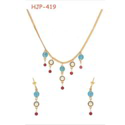 Artificial Trendy Necklace Set