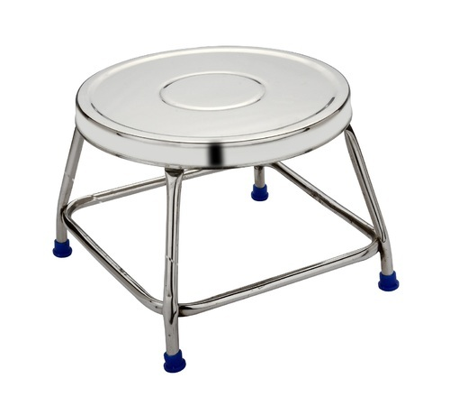 Kitchen Essentials Stainless Steel Stool Manufacturer From Thane