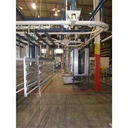 Industrial Overhead Conveyors