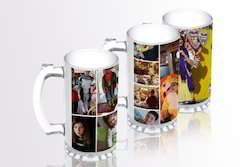 Sublimation Beer Mugs