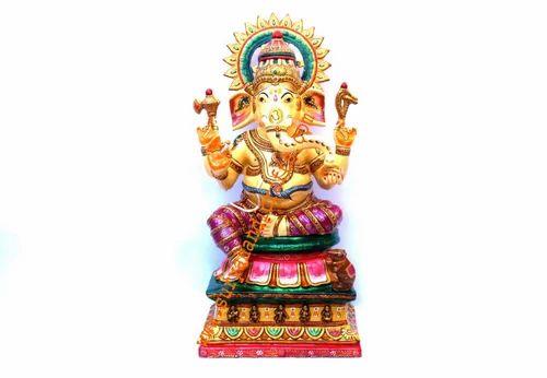 Metal Meena Ganesha