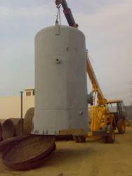 nitrogen oxygen tanks