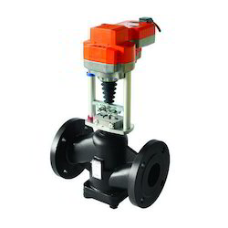 Motorised Globe Valves