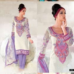 Fancy Embroidery Suit