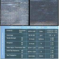 Aluminum Woven Foil 302 (AL)