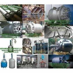 chemical plant and machinery