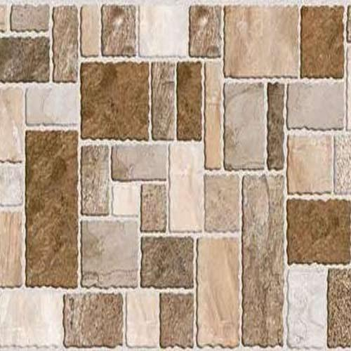 Elevation wall tiles and digital wall tiles manufacturer for Exterior wall tiles design india