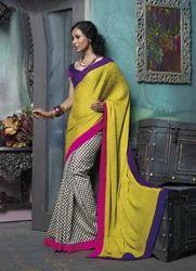 Silk Bollywood Designer Saree