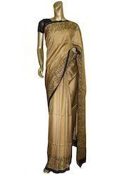 Ethnic Handloom Silk Saree