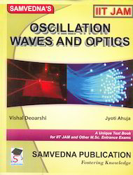 Samvedna Oscillation Waves Optics - Book