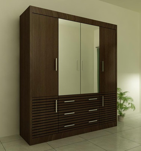 Wooden Wardrobe Manufacturer from Gurgaon